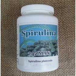 Spirulina 742 MAX - Spirulina platensis 130 + 20 tablet...