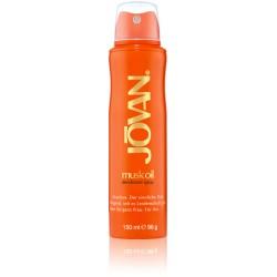 Jovan MUSK oil 150 ml deo - deodorant sprej