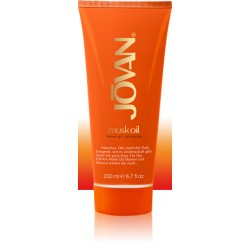 Jovan MUSK oil 200 ml sprchový gel