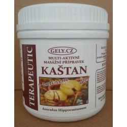 TERAPEUTIC Kaštanový gel na žíly