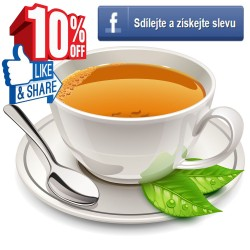 Čaj na Jarerní a pigmentové skvrny - směs č. 43